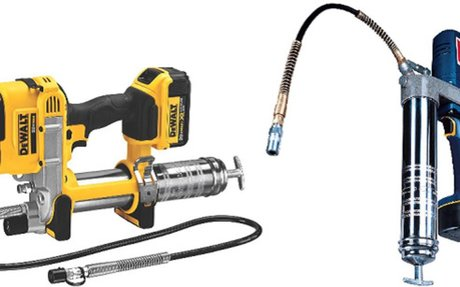 Best 18V Cordless Grease Gun - Battery Operated