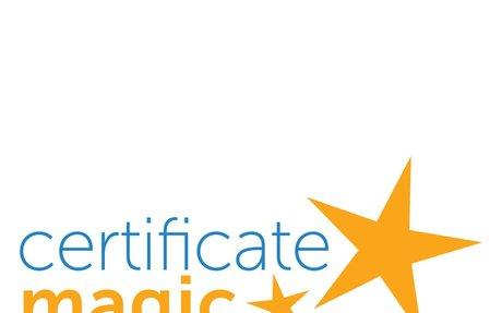Certificate Magic