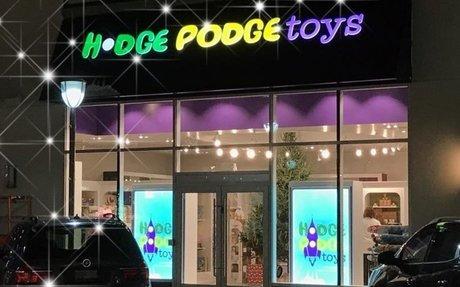 Unique Retailer 'Hodge Podge Toys' Relocates for Growth