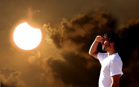 6 What are the dangers of looking at a Solar Eclipse?