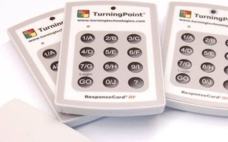 Use of the audience response system (Turning Point) in the education of Swansea med...