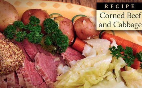 Recipe: Corned Beef and Cabbage for St. Patrick's Day