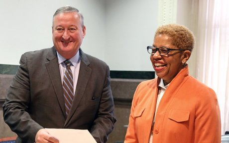 Mayor Kenney picks his starting nine for new Philly school board
