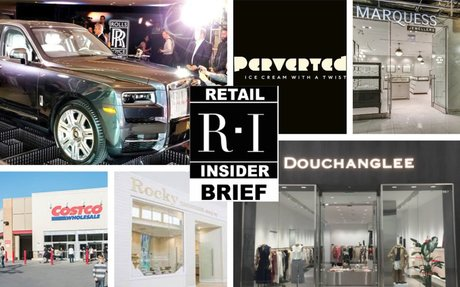 BRIEF: Taiwanese Retailer Enters Canada, Rolls Royce Opens 1st Standalone Canadian Showroo
