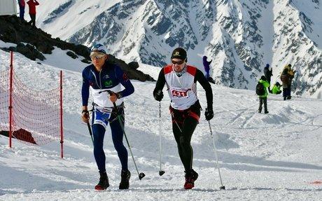 Récord en la modalidad Skyrunning en el Red Fox Elbrus Race