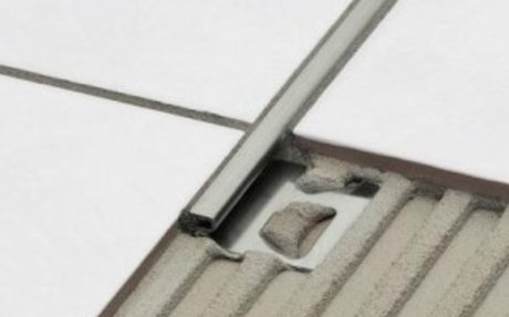 Edge Protection & Transition Profiles for Floors - Materials - Westsidetile.com