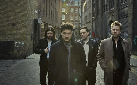 Favorite band - Mumford and Sons