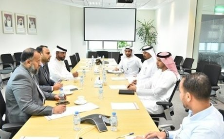 Abu Dhabi's Department of Economic Development holds a large-scale meeting