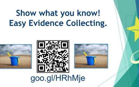 Presentation - What you Know- Learner Evidence