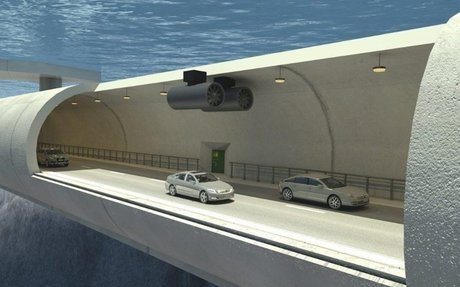 Stiv pris for å kjøre fra Stavanger i tunnel