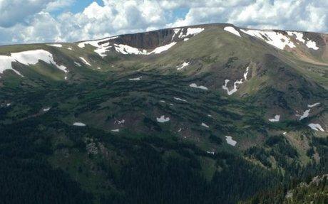 Nitrogen pollution changing Rocky Mountain National Park vegetation, says CU-Boulder study