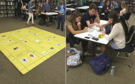 Beebots and Spanish Literacy