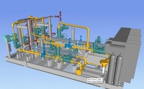 Importance of modular process skid for oil & gas industry