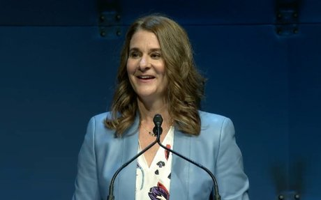Melinda Gates on women in tech, her first love, and the origins of Comic Sans