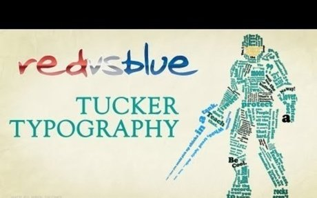 RvB - Tucker Typography