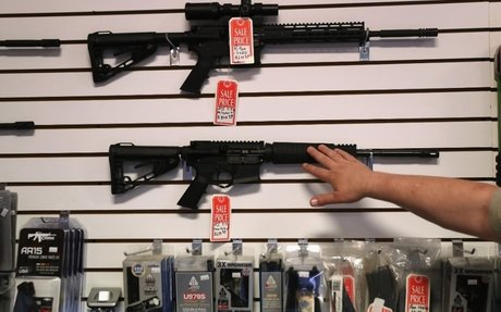 8 charts that explain America's gun culture