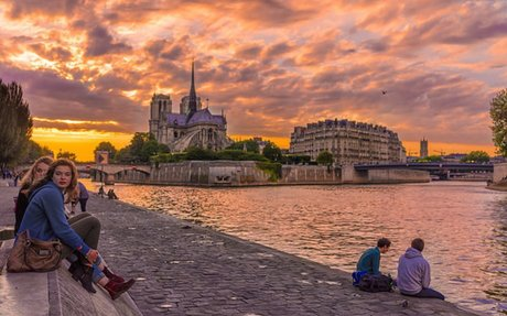 27 Reasons Why Paris Is The Capital Of The World
