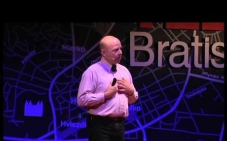 TEDxBratislava - Gever TULLEY - Secrets of engagement-based learning