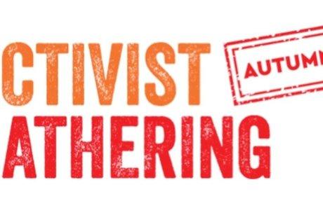 Event: Autumn Activist Gathering