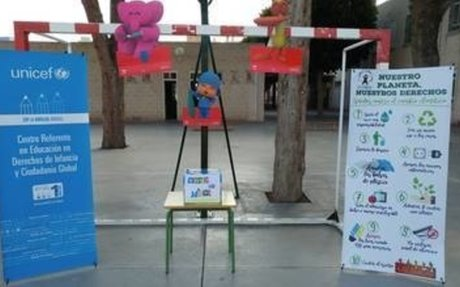 Centros Referentes en Educación en Derechos de Infancia y Ciudadanía Global | UNICEF