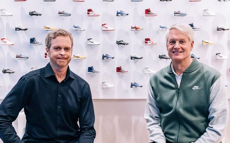 """Isack Fadlon Quoted in """"What Top Athletic Players Are Saying About Mark Parker's..."""""""