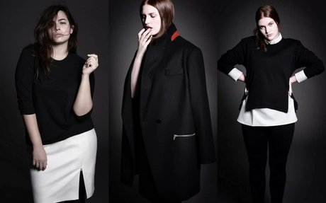 First Look: New Contemporary Plus Size Designer Label- Universal Standard