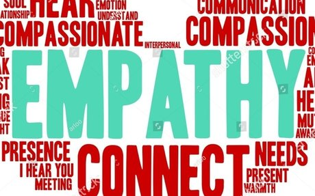 Two Dimensional Empathy in Mediation is a must.