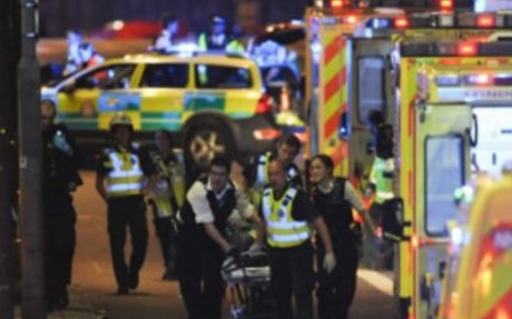 ISIS claim responsibility in Saturday night London attack