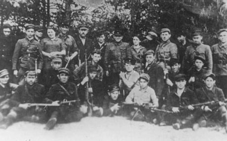 Jewish resistance and rescue