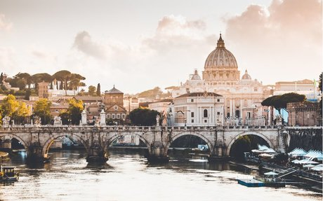 Submit Prayer Intentions for Rome Pilgrimage