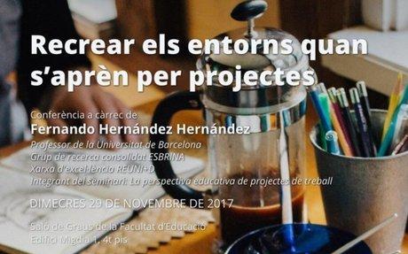 Recrear els entorns quan s'aprèn per projectes   Esbrina