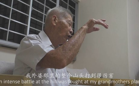 Japanese Occupation in Singapore