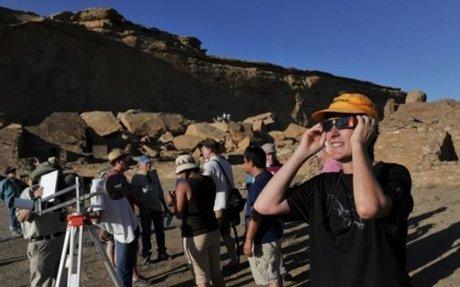Cómo ver el Eclipse Solar de 2017 con seguridad