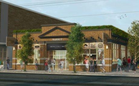 Multi-Vendor Food Concept to Anchor Popular Queen Street West