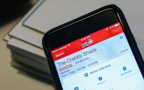Yelp Shares Surge on Ad Business Growth