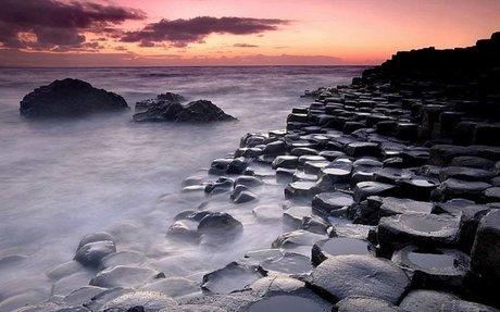 Giant's Causeway, Antrim, Northern Ireland, U.K.