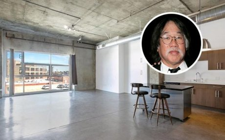 'Simpsons' Producer Richard Sakai Lists Arts District Loft