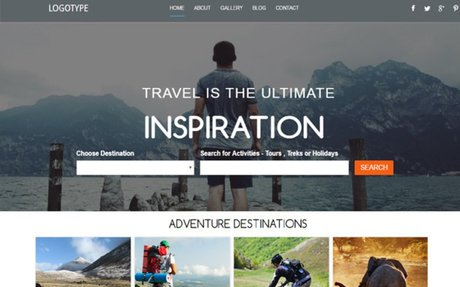 Impressive  Website Templates