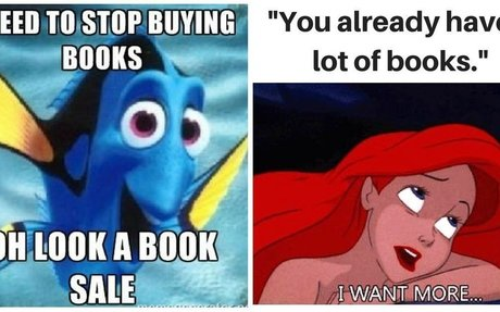 21 Disney Memes Only Book Lovers Will Understand