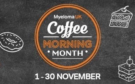 Birthday fundraiser for Myeloma UK