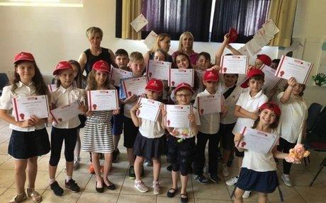 Koniec roku w Szkole Języka i Kultury Polskiej Andres w Umbrii