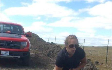 Manning: 'And Then the Dogs Came': Dakota Access Gets Violent, Destroys Graves, Sacred Sit
