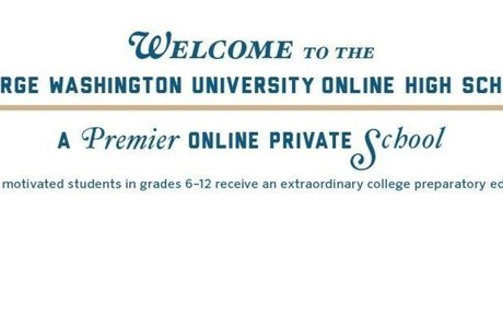 GWUOHS Offers a Private Online College Prep Program | GWU Online High School