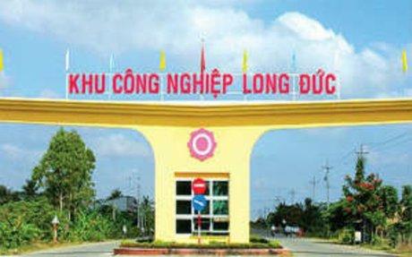 Bán đất nền gần KCN Long Đức, Đồng Nai 550 triệu 1 nền