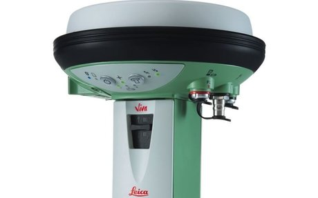 Question about Leica Viva GNSS System