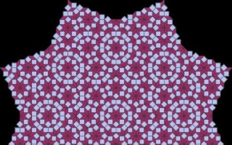 Aperiodic tiling - Wikipedia