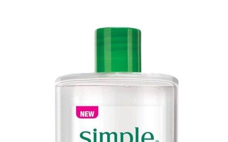 Simple Micellar Cleansing Water, 3 Bottles:oz