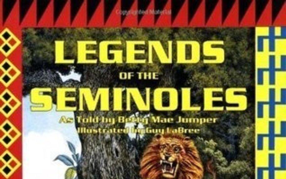 Legends of the Seminoles book (History)