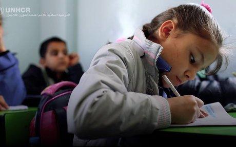 مدارس الأردن تمنح فرصة التفوق للفتيات السوريات