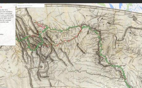 Retrace 1814  Footsteps of Lewis & Clark